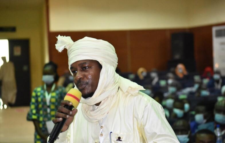 """2e Forum national inclusif : """"la Diya est une escroquerie qui est imposée à ceux qui n'ont pas commis le crime"""", Dr Djiddi Ali Sougoudi"""