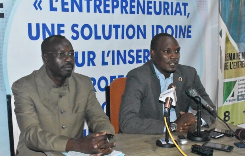 Tchad : Le RJDLT et l'ONAPE, main dans la main dans le cadre de la Semaine Mondiale de l'Entrepreneuriat