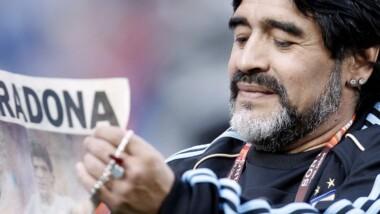 Diego Maradona est mort à 60 ans