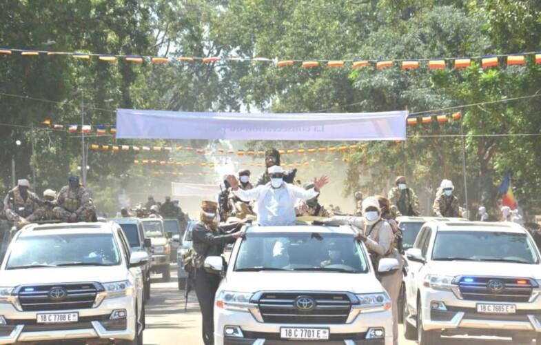 Tchad : le maréchal du Tchad est à Sarh
