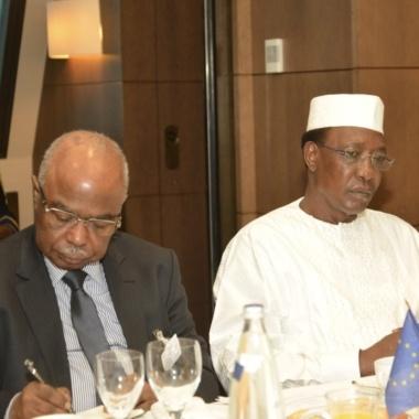 Désignation de Hissein Brahim Taha à la tête de l'OCI : « Une immense fierté pour le pays. Je lui souhaite plein succès dans l'exercice de cette exaltante mission », tweete le maréchal du Tchad