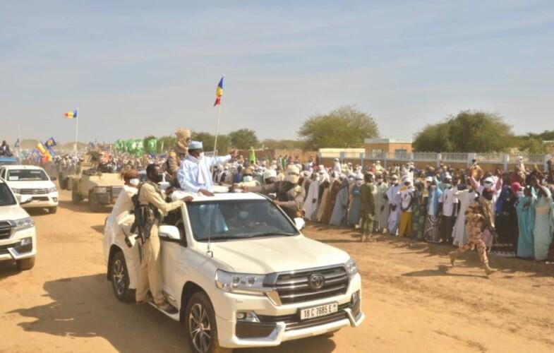 Tournée présidentielle : le Maréchal Déby attendu à Am-Timan