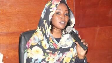 تشاد: إختيار وزيرة المرأة من ضمن الشباب الأفريقيين الأكثر تأثيراً لعام 2020