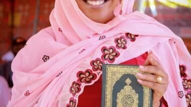 تشاد: أمينة بريسيل تعتذر رسمياً عن مسها للمصحف الشريف