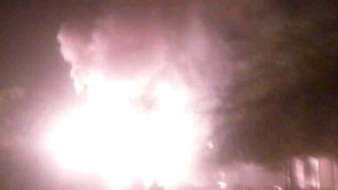 Fait divers : explosion d'une boutique contenant des bouteilles de gaz butane à Diguel