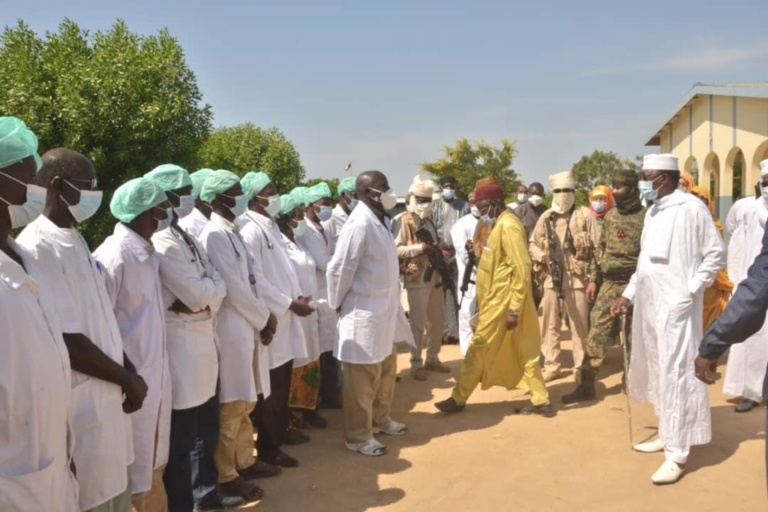 Tchad / Massenya : «être à l'écoute des patients», demande IDI au corps médical