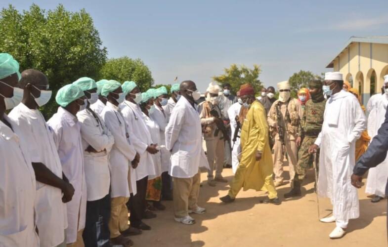 """Tchad / Massenya : """"être à l'écoute des patients"""", demande IDI au corps médical"""
