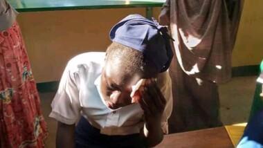 Plusieurs élèves blessés suite aux mouvements d'humeurs