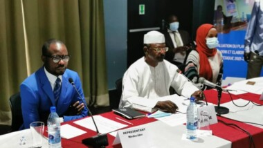 Tchad : Renforcement des capacités des agents de l'ANIE