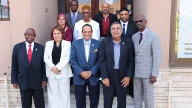 Confédération africaine de volley-ball : la nouvelle équipe prend les rênes du conseil d'administration