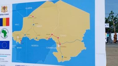 TICs : le Tchad s'apprête à lancer un projet de dorsale transsaharienne à fibre optique