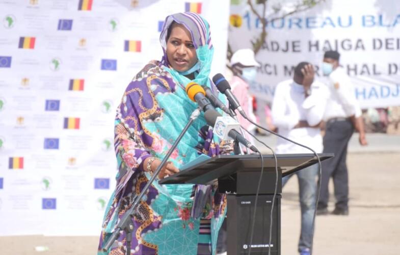Tchad : «Le besoin est de former des bons mécaniciens, des maçons, des ménuisiers, des plombiers, des couturiers, des soudeurs…  compétents», Achta Ahmat Brémé