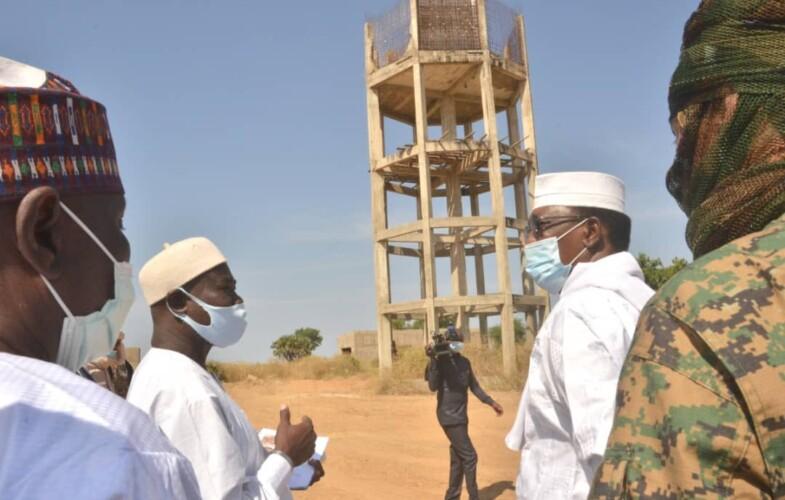 """Tchad : """" le château de Massenya doit être opérationnel au plus vite """", dixit Idriss Deby Itno"""