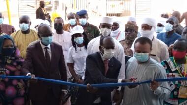 تشاد: إفتتاح المركز المجتمعي متعدد الوسائط بمدينة بونغور