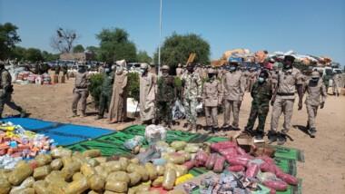 Tchad : la liste et la valeur des marchandises saisies par la douane