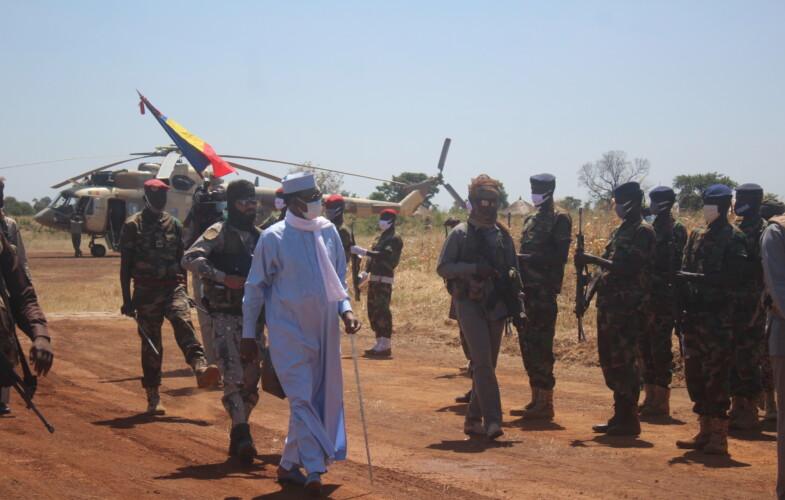 Tchad : Le chef de l'Etat vient d'arriver à Pala