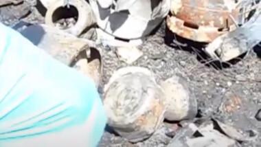 Vidéo. L'incendie de Diguel Angabo