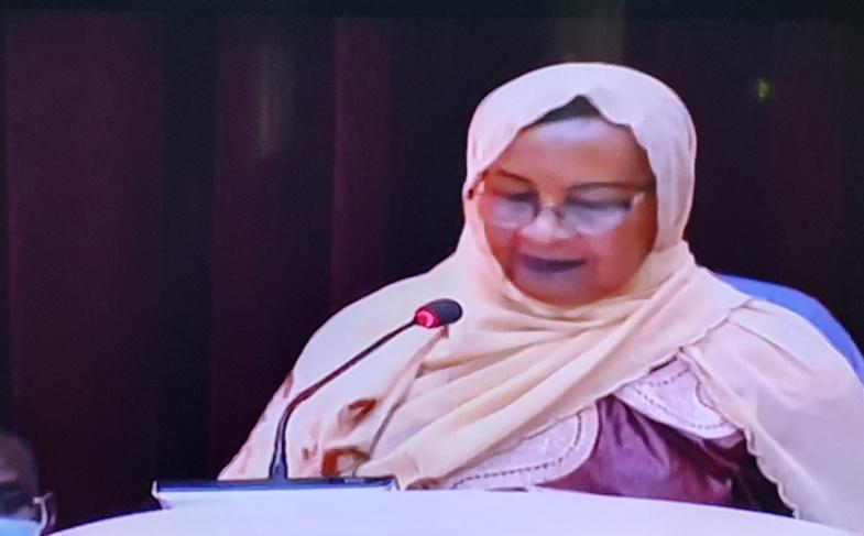 """2e Forum national inclusif : """"le pari est gagné"""", Mariam Mahamat Nour"""