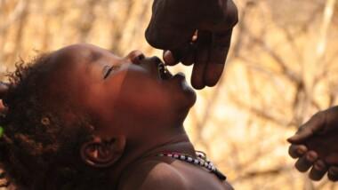 Tchad : une nouvelle apparition de la poliomyélite