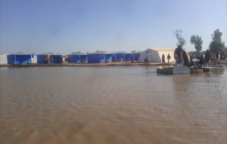 Montée des eaux : le site des sinistrés de Toukra encore menacé