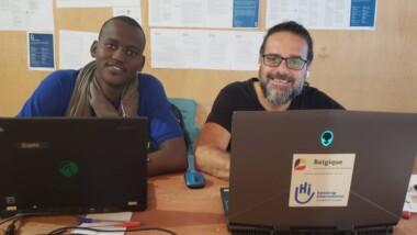 Entrepreneuriat : Adam Mbodou conçoit Carto-Tchad pour faciliter la connaissance du Tchad
