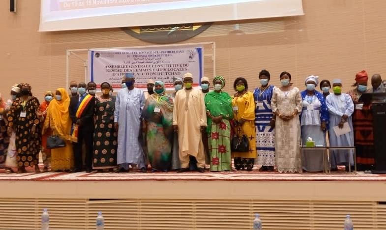 Tchad : les femmes élues locales veulent prendre toute leur place dans la gestion des affaires publiques