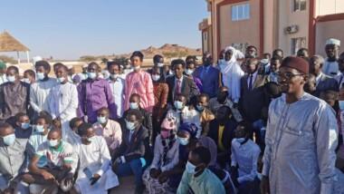 TIC : l'antenne de l'Enastic d'Amdjarass est inaugurée