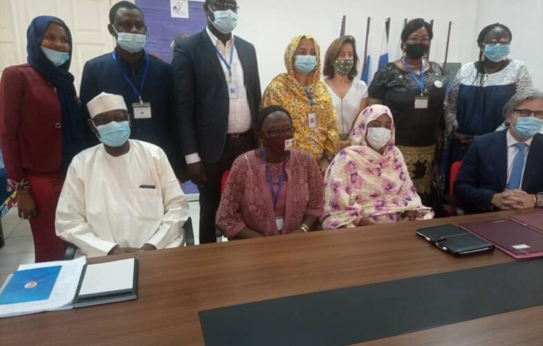 """Tchad : l'ONG """"Voix de la femme"""" et l'Union européenne se mettent ensemble pour combattre les  violences basées sur le genre"""