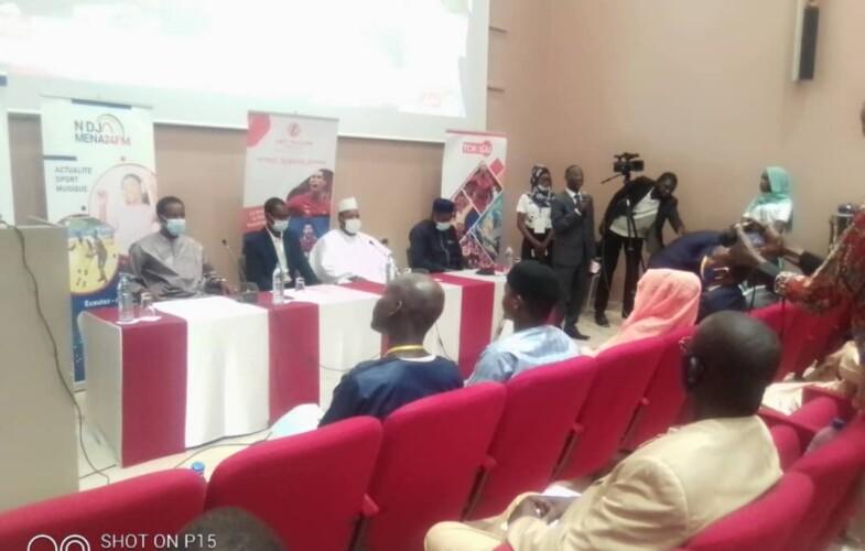 Tchad: Le groupe media 2TNRTV, officiellement lancé