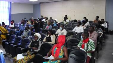 Tchad : le Recaf forme des jeunes en techniques de sensibilisation  sur les violences basées sur le genre