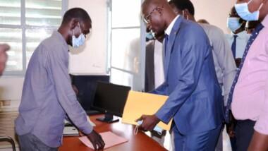 Tchad :  Abakar Al-amine Dangaya, candidat à la présidence du Conseil national consultatif des jeunes