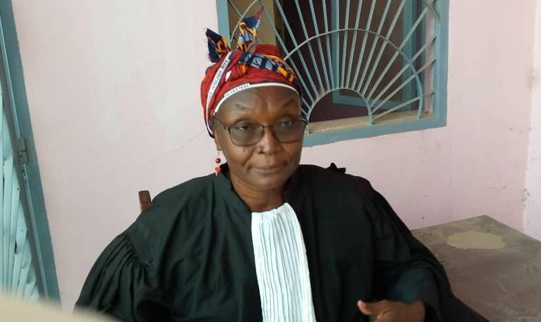 Tchad: «la violence faite aux femmes est un grand problème dans notre société», Me Koulmem Nadjiro