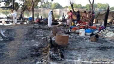 Tchad : le présumé auteur de l'incendie de Ngorerom dans le Lac arrêté
