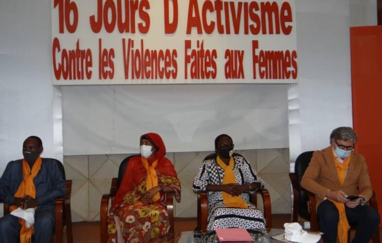 Tchad: les 16 jours d'activisme, officiellement lancés