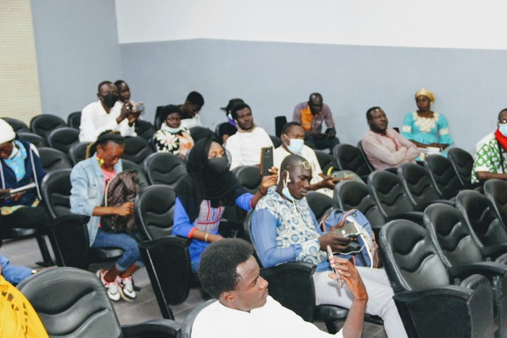 Tchad : des jeunes formés à l'utilisation de U-Report