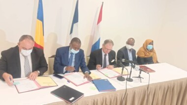 Tchad: 75,9 millions d'euros pour la réhabilitation et l'extension du système d'adduction d'eau potable à N'Djamena