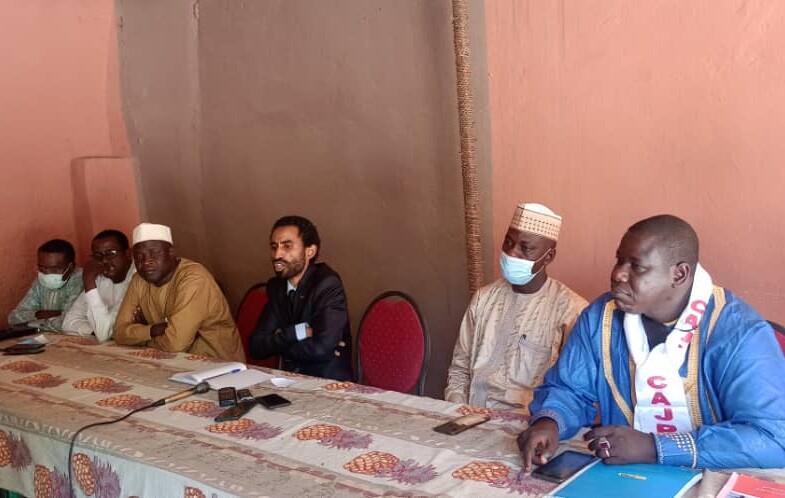 Tchad : plus de 300 associations de la société civile appellent les Tchadiens à ne pas céder aux messages de haine