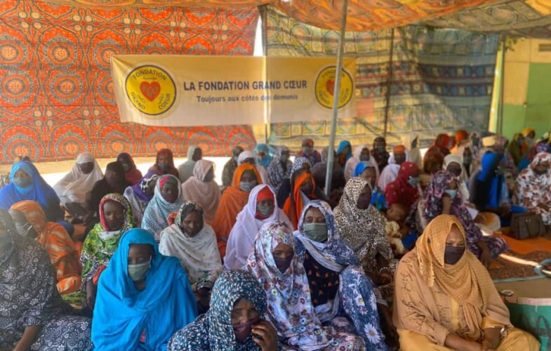 Salamat : la Fondation Grand Cœur forme les groupements féminins en leadership et entrepreneuriat