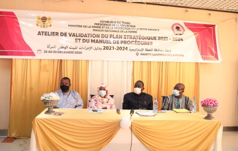 Tchad : la maison nationale de la femme prépare son plan stratégique 2021-2024