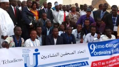 Tchad : « Il n'y a encore que 57 journalistes légalement reconnus en exercice au Tchad », Abderamane Barka, Président du CNCIJP