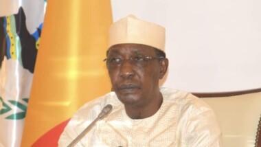 RCA: le président de la CEN-SAD, Idriss Deby Itno, appelle les parties au dialogue