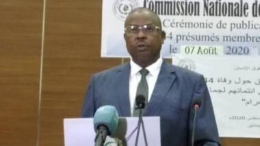 """ANS: """"les conditions actuelles de détention sont acceptables"""", Djidda Oumar Mahamat"""