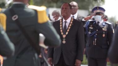 Côte d'Ivoire : Alassane Ouattara entame son troisième mandat