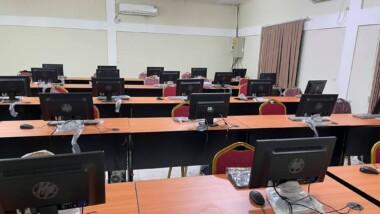 Tchad : l'Adetic fait un don de matériels informatiques à la mairie de Bol