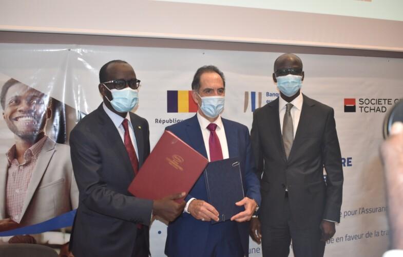 Le Tchad et la Banque Européenne d'Investissement signent plusieurs accords de financement
