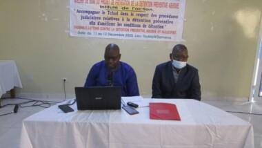 Tchad : Fin du projet de prévention de la détention préventive abusive