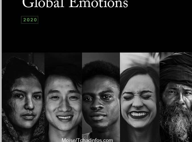 """le Tchad figure dans le top 10 des pays """"aux peuples très malheureux"""" (rapport Gallup 2020)"""