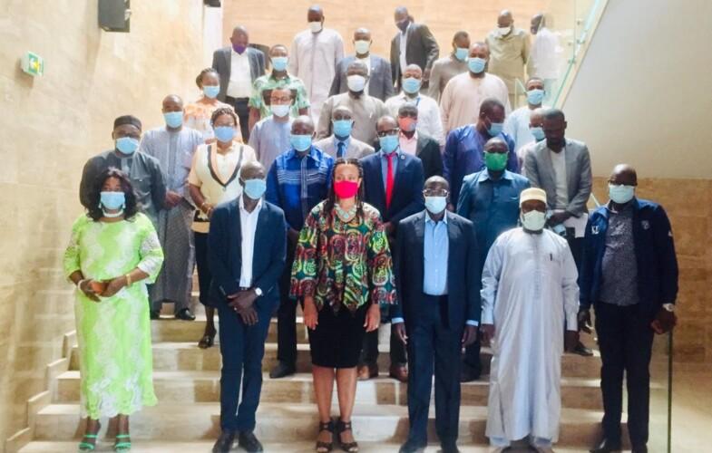 Tchad : Fhi 360 et Usaid organisent un atelier sur l'harmonisation des messages de sensibilisation contre la covid-19