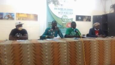 Tchad : L'artiste slameur M'RES présente son projet  de lutte pour la protection de l'environnement