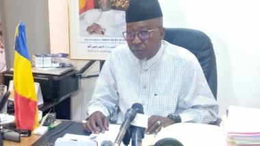 Tchad : Ahmat Mahamat Bachir lance officiellement la campagne de vaccination de masse contre la péripneumonie contagieuse bovine et la peste des petits ruminants